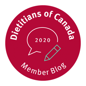 Dietitian of Canada Member Blog